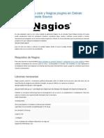 Instalar Nagios Core y Nagios Plugins en Debian Paso a Paso Desde Source
