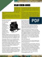 Chem Dogs & Armagedon Ork Hunters
