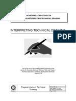 CBLM_Interpreting Technical Drawing