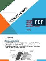 Pitch Et Filtres