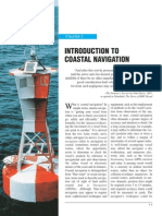 Introduction for Coastal Navigation