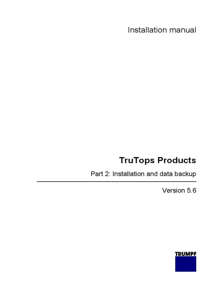 Installation Manual En | Installation (Computer Programs) | Microsoft Sql  Server