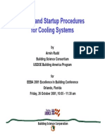 Sizing&StartupProcedures4Cooling Systems