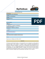 Syllabus Calculo Integral Ii2009 Publicar