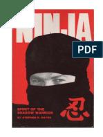 Ninja Vol 1Stephen Hayes