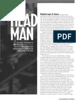 HeadMan by Tony Buzan