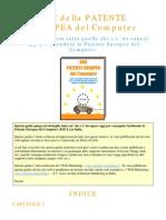 ABC Della Patente Europea Del Computer