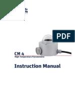KippZonen Manual Pyranometer CM4 V1007