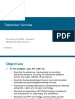 CHAPTER 6 MOUNCE 2 Teleworker Services