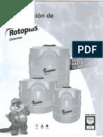 Manual de Instalacion Cisterna