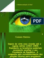aredemocratizaodobrasil-090925120918-phpapp02