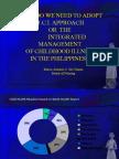 Integrated Management of Childhood Illness (IMCI)