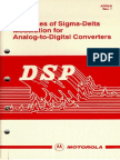 6594484 Principles of Sigma Delta Conversion for Analog to Digital Converters