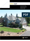 July 2009 Gardner Real Estate Report - Sherwood Oregon