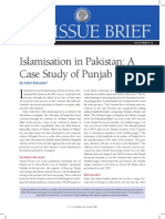 Islamisation in Pakistan-