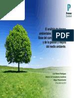 Análisis de Riesgos Ambientales en la Empresa