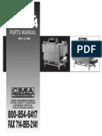 CMA-44 Parts Manual Rev 2.16B