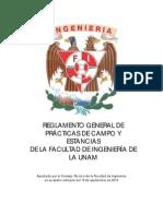 Reglamento General de Practicas Escolares Final