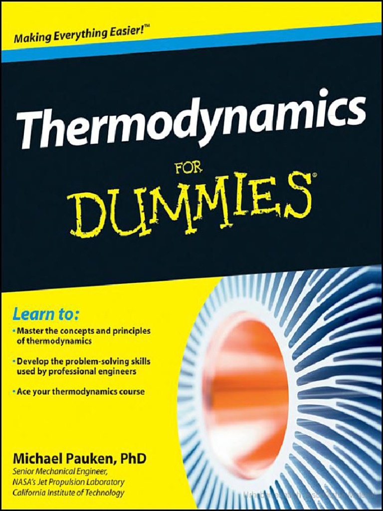 Thermodynamics for dummies fandeluxe Images
