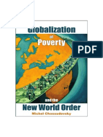 Chossudovsky, Michel - The Globalization of Poverty and the New World Order 2nd (2003)