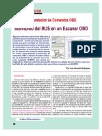 Interpretacion de Datos OBD