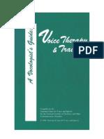 Terapia de Voz Traducido
