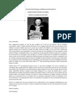 Profession de foi Cécile Pavageau (2)