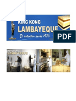 King Kong Lamb y San Roque