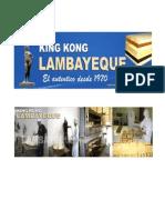 King Kong Lamb y San Roque