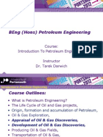 Introduction to Petroleum Engineering -Field Appraisal and Development