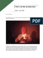 La semántica del Bien y del Mal por Robert Anton Wilson