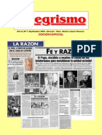 Revista Integrismo. No. 7