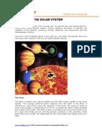 8 Science Stars&SolarSystem