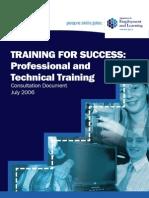 Training for Success