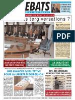 Les Debats Du 15-09-2011