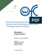 Bioquímica Experimental I - SDS-PAGE e IEF.pdf