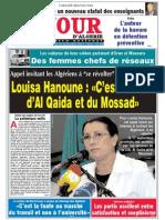 Le Jour d Algerie Du 15-09-2011