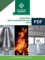 Brochure Soluciones Contra Fuego