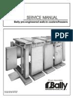 Bally, Manual de Servicio