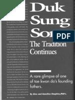 Duk Sung Son Final
