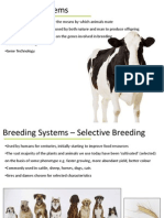 Methods of Breeding
