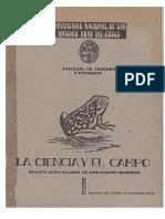 Apuntes Para El Estudio y Domesticacion Del Chullcos