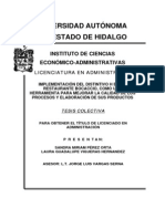 Implementacion Del Distintivo H