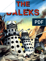 FASA 9101 Doctor Who RPG - The Daleks