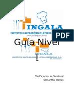Guia Nivel I