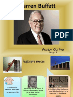 Warren Buffett - Presentation