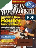 American Woodworker 134