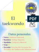 El TaekwondoITF