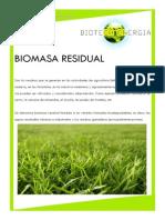 Biomasa Residual