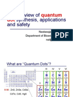 Quantum Dot Overview